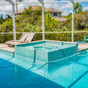 Pool Tile and Deck