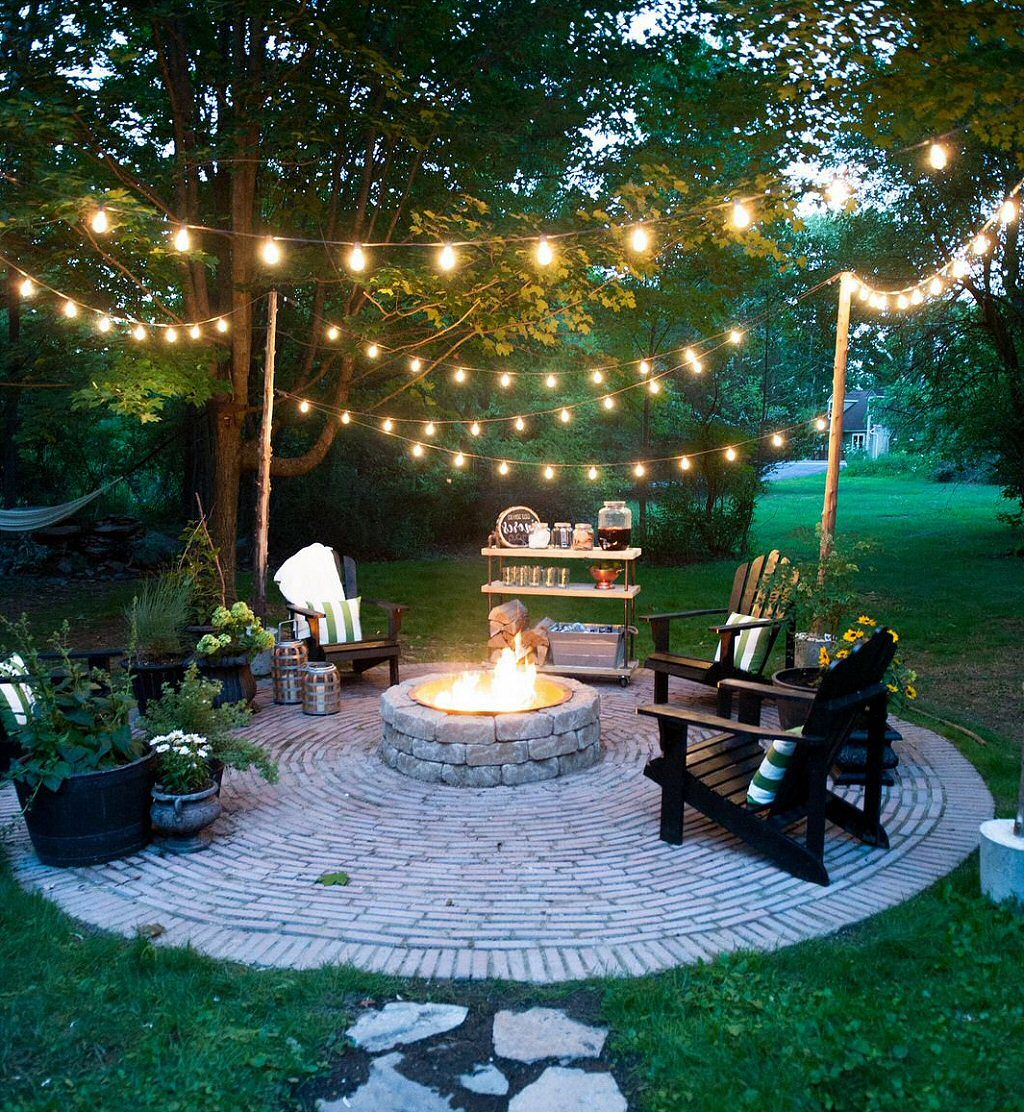 Garden Night Lighting Decoration